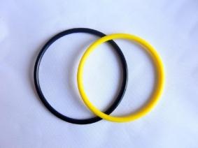 常用的三种橡胶密封件形状